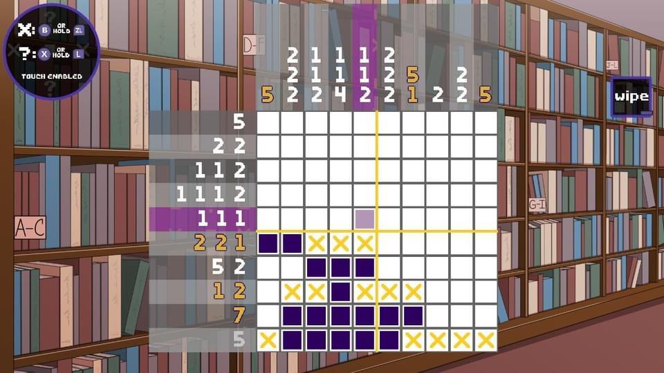 A pixel puzzle