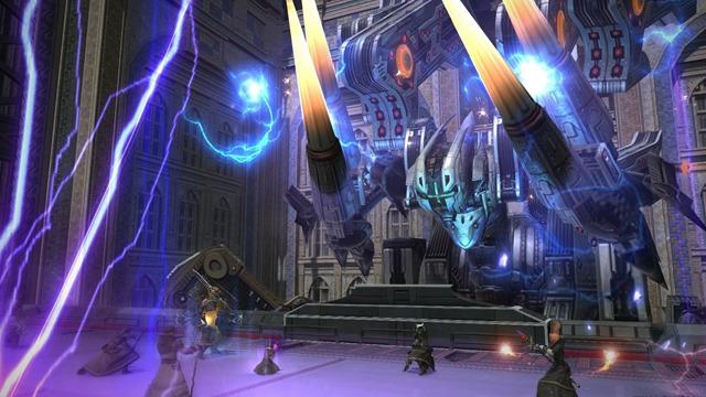 Final Fantasy XIV Patch 5.35