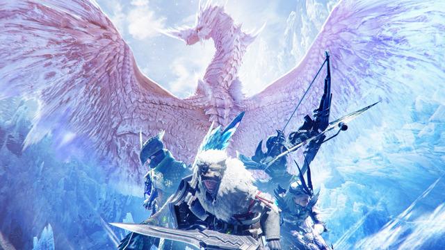 Monster Hunter World Iceborne Interview