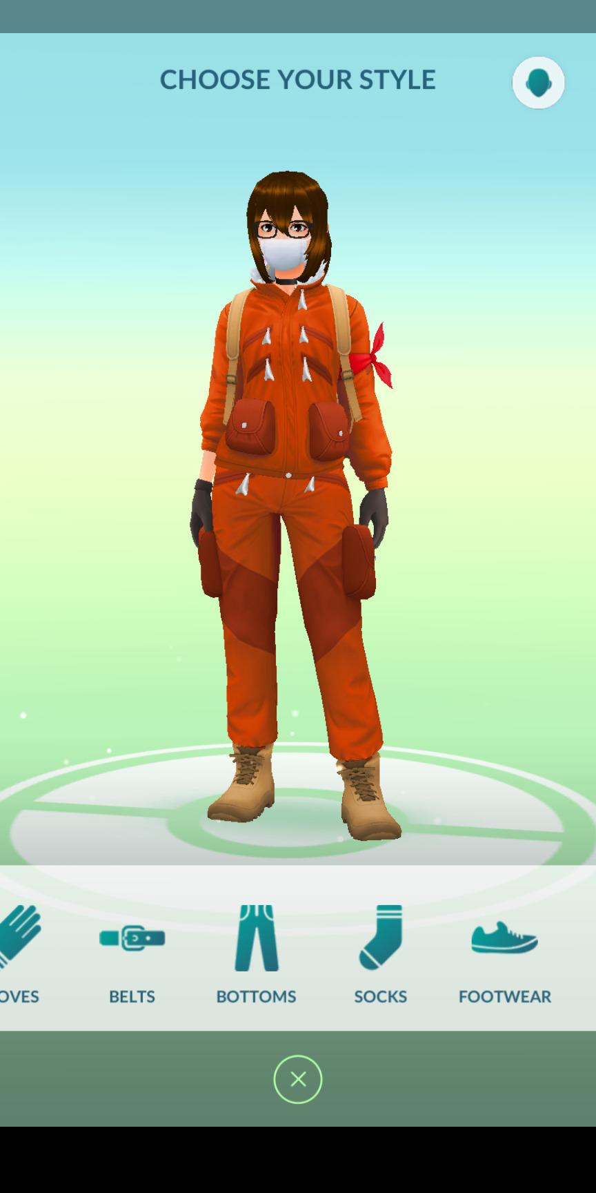pokemon go crown tundra uniform