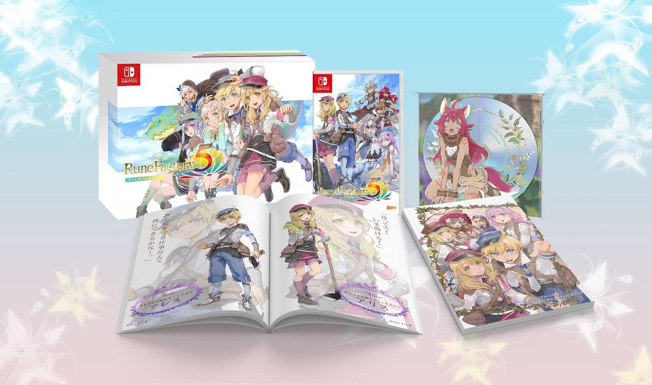 Rune Factory 5 release date Japan