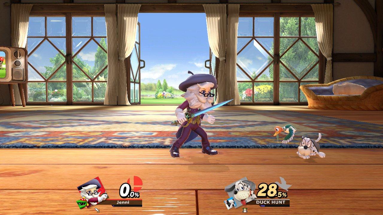 best super smash bros characters mii swordfighter
