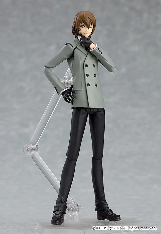 New Figma Figures Goro Akechi