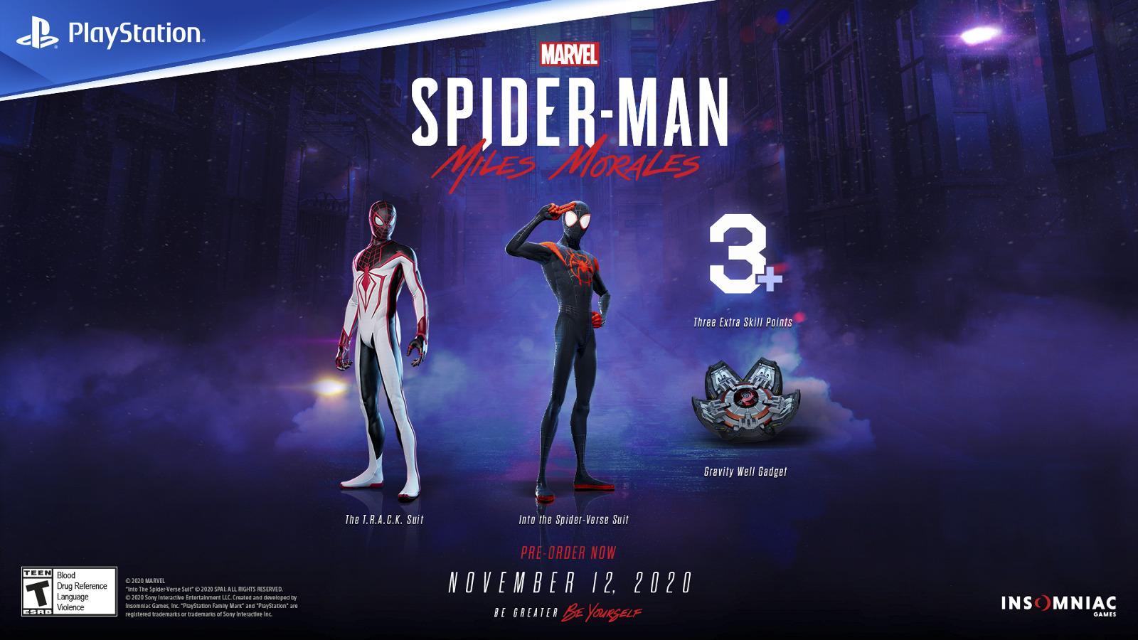 miles morales spider-verse suit costume