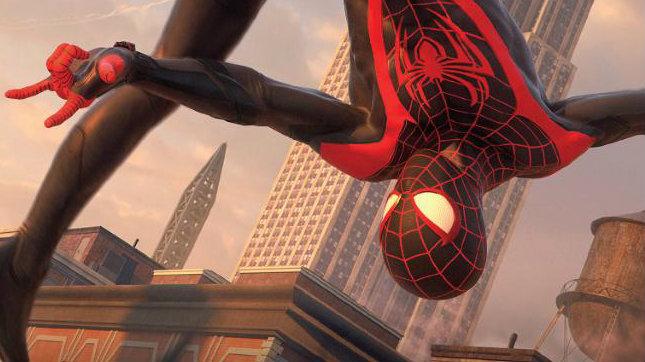 marvel's spider-man miles morales novel