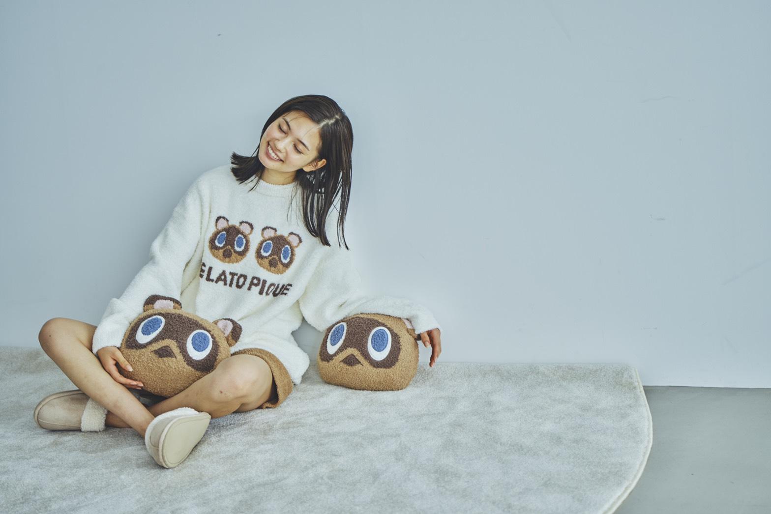 Animal Crossing Gelato Pique loungewear