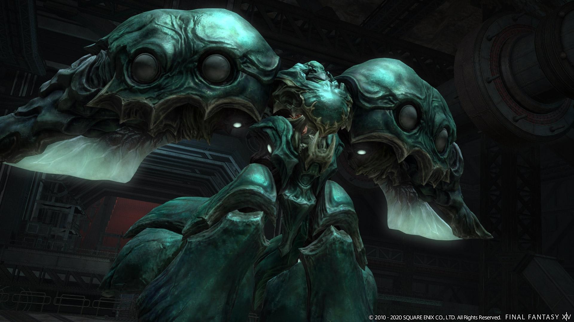 Final Fantasy XIV Patch 5.4 Emerald Weapon