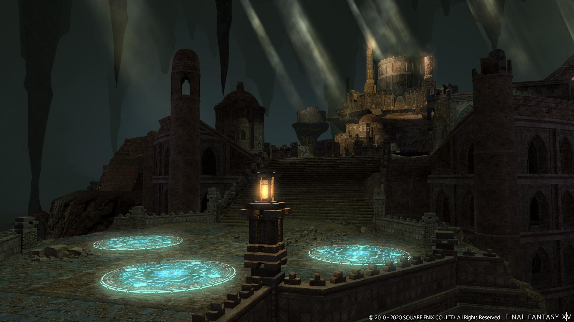 Final Fantasy XIV Patch 5.45
