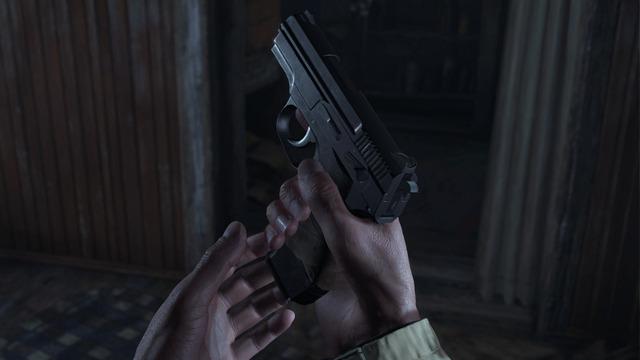 Resident Evil Village PS5 Features DualSense