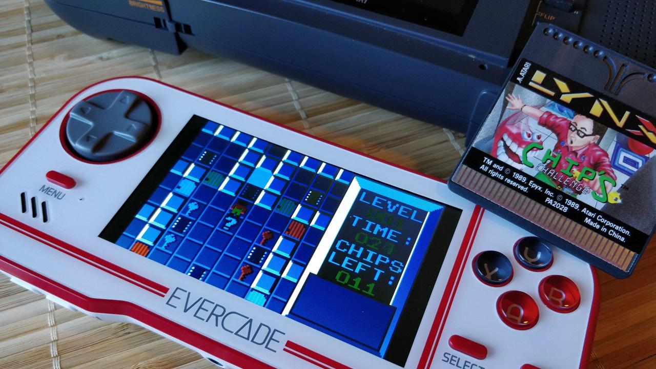 Evercade Atari Lynx Collection 2