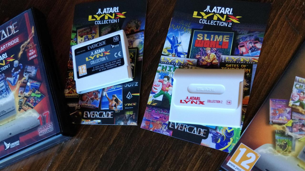 Evercade Atari Lynx Collection
