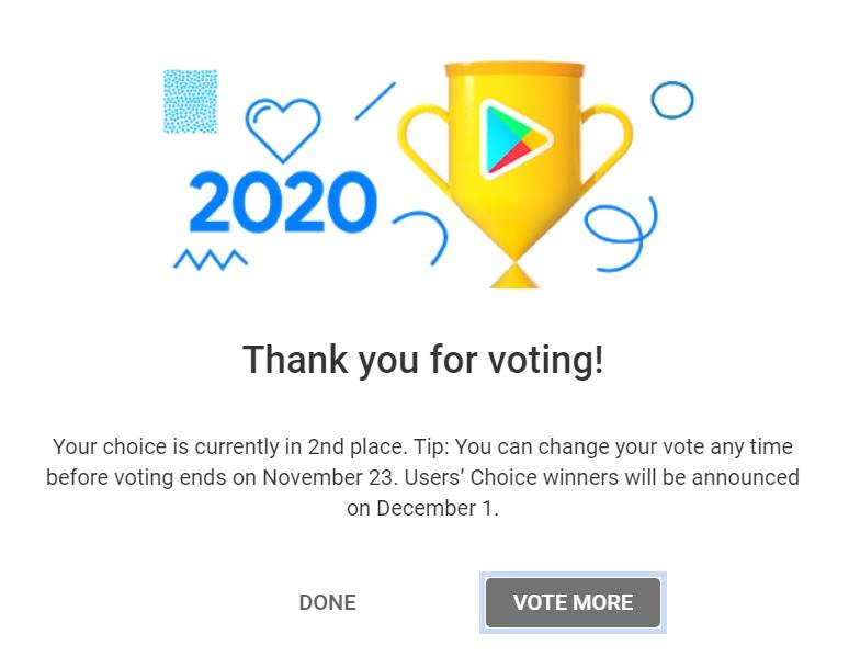 genshin impact google play users choice
