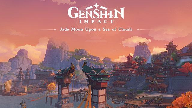 genshin impact liyue soundtrack