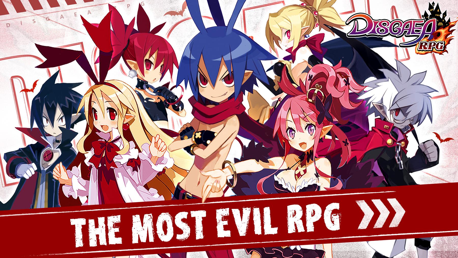 Disgaea RPG English Version
