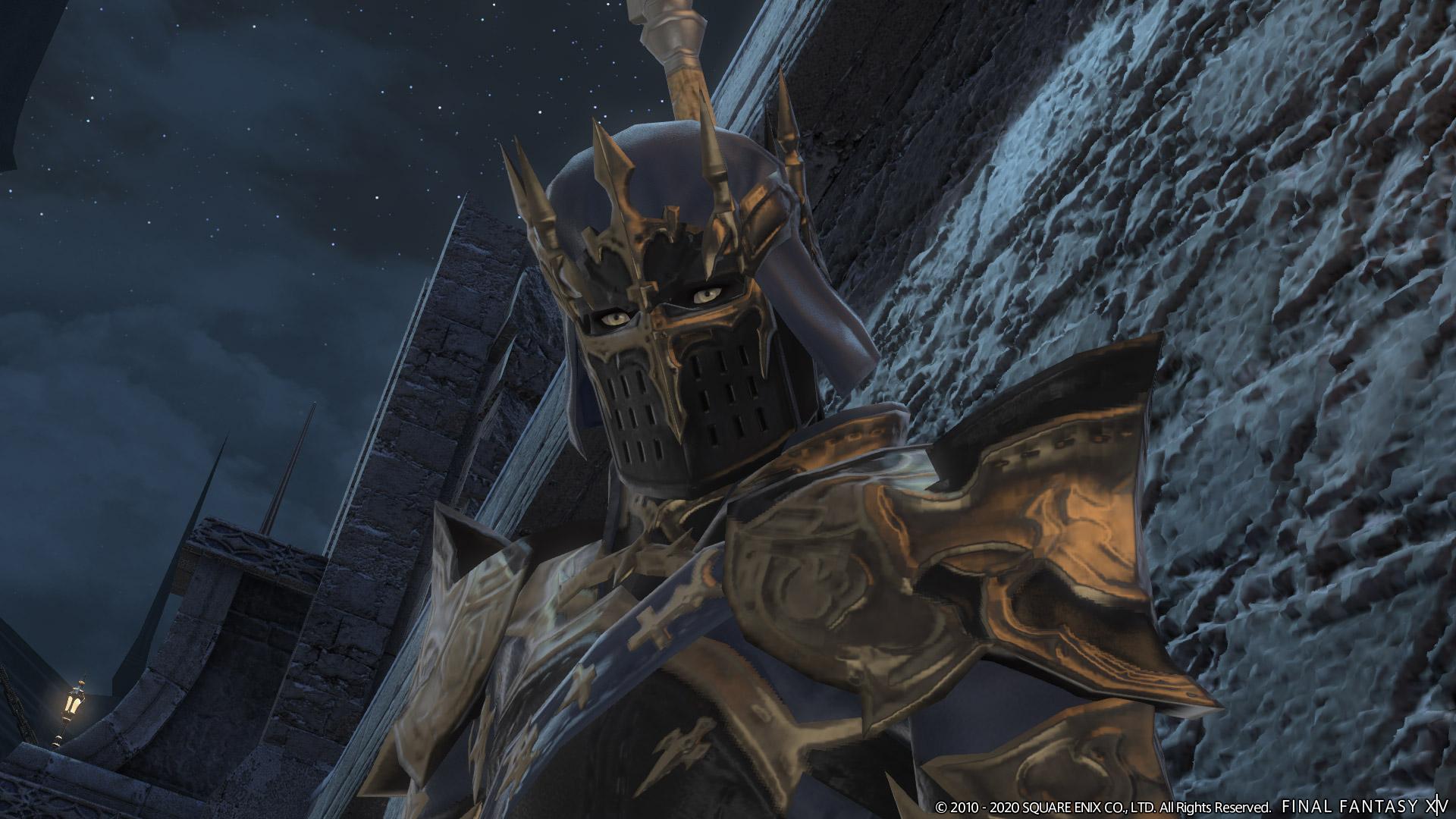 Final Fantasy XIV 5.4 Tomestone gear New Game+