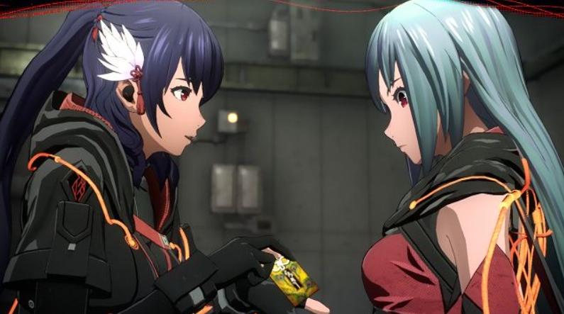 Scarlet Nexus Characters Kyouka Eden