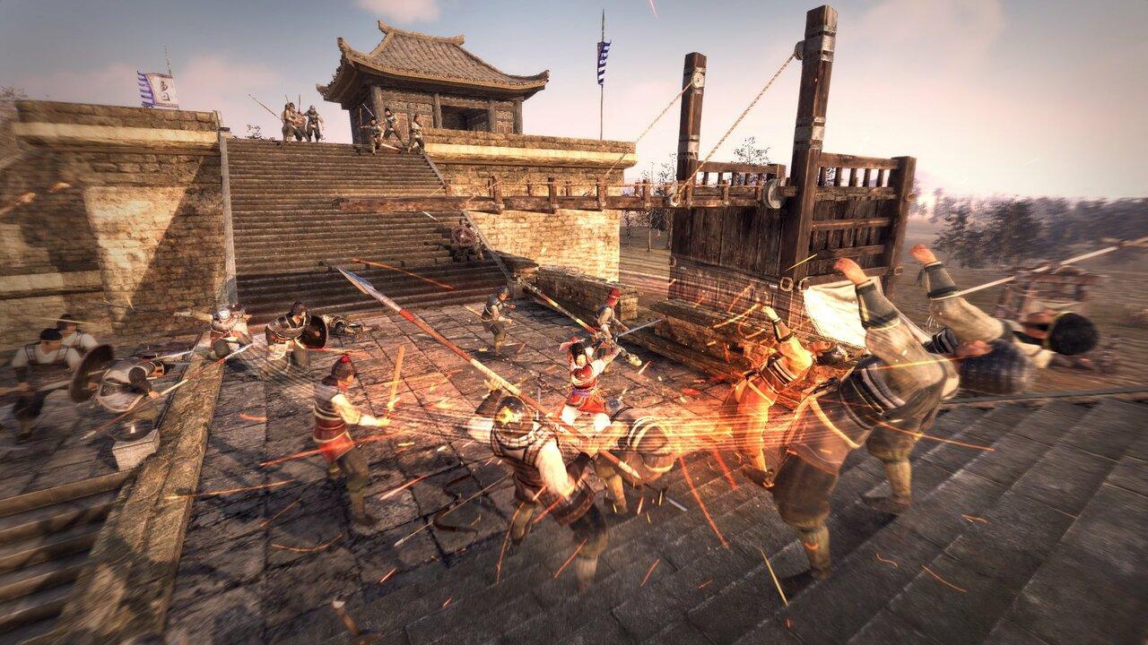 dynasty warriors siliconera