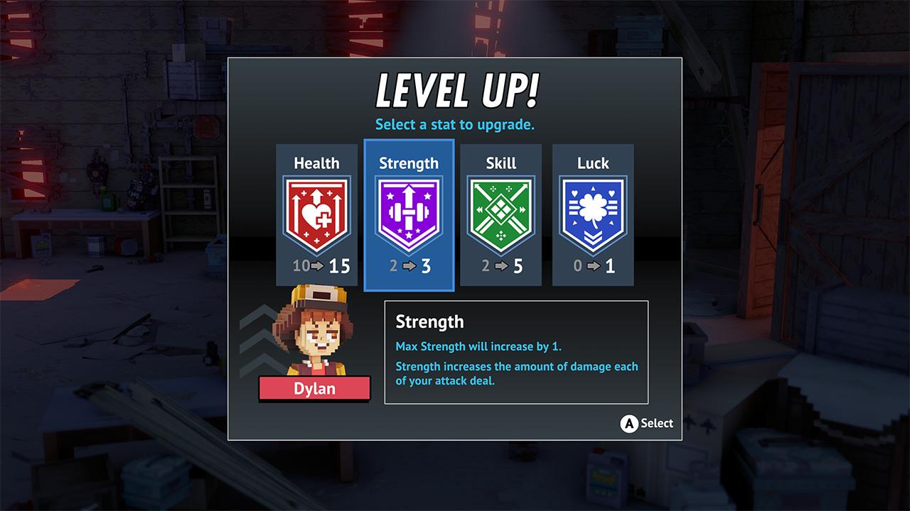 echo generation level up