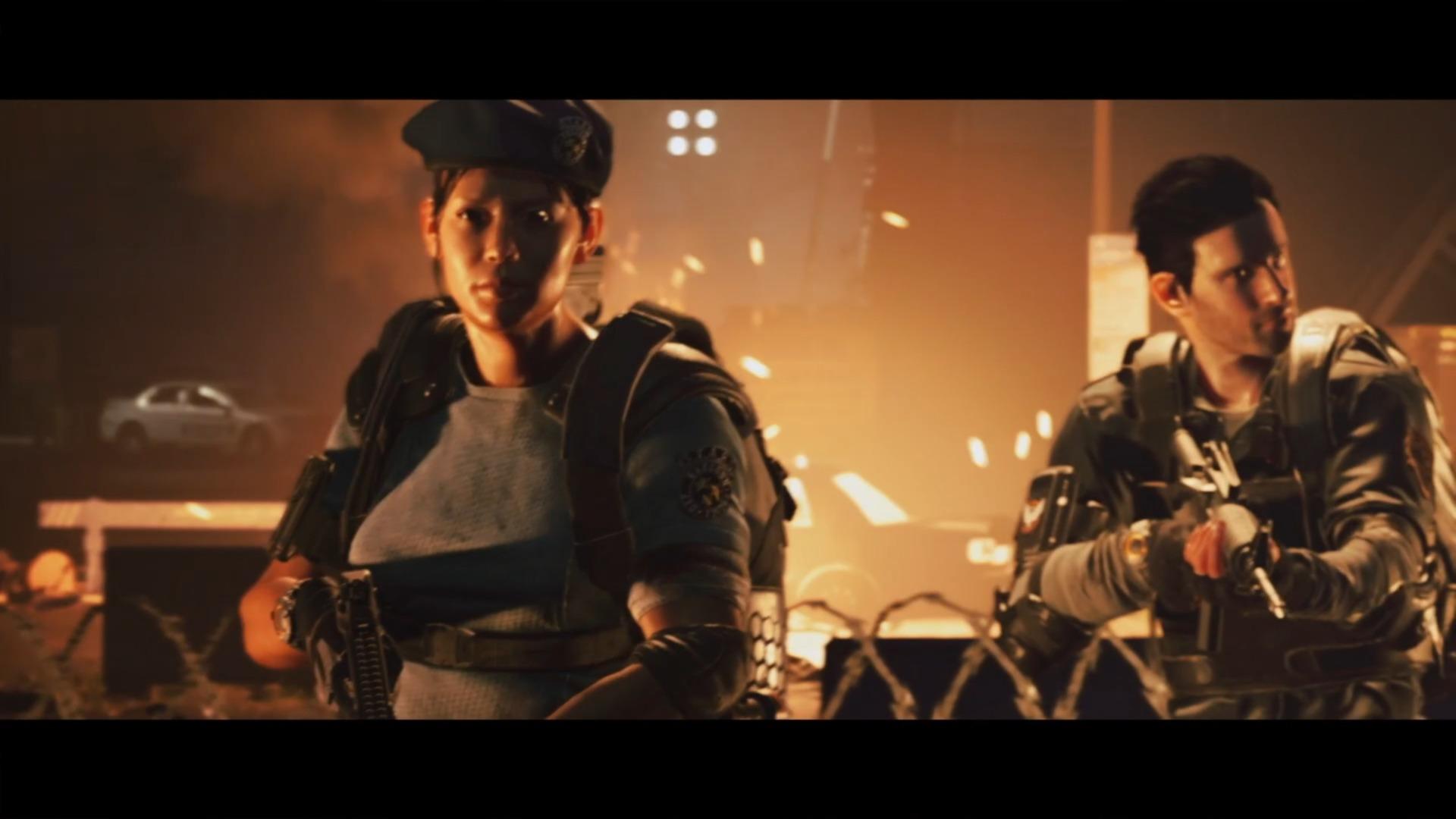 Resident Evil Jill Division 2