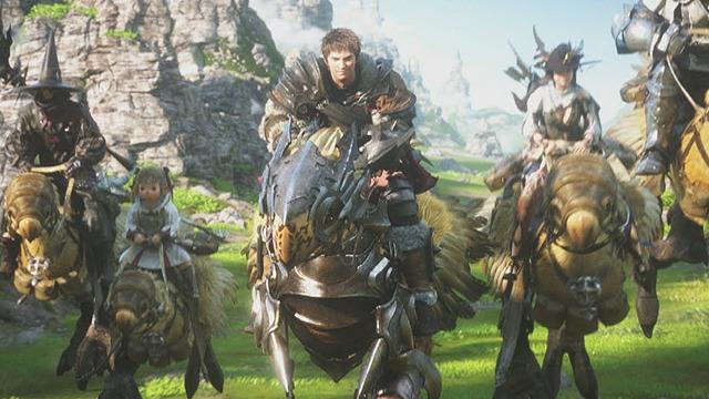 Final Fantasy XIV Announcement Showcase Stream