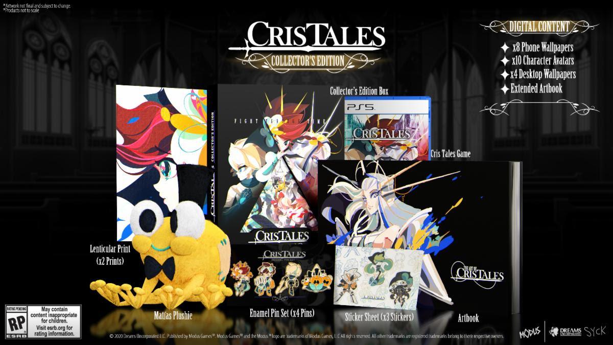 cris tales collectors edition
