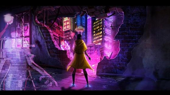 sense a cyberpunk ghost story a
