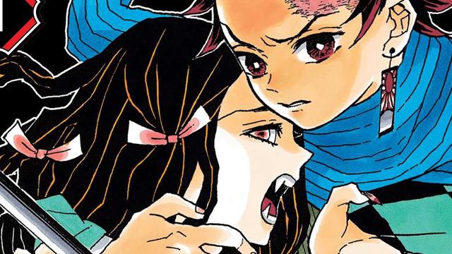 Demon Slayer Pirated Manga