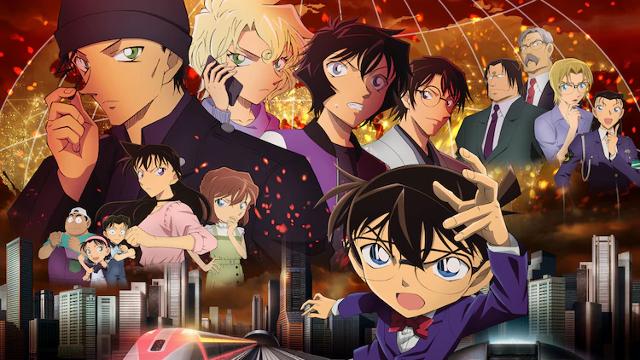Detective Conan The Scarlet Bullet