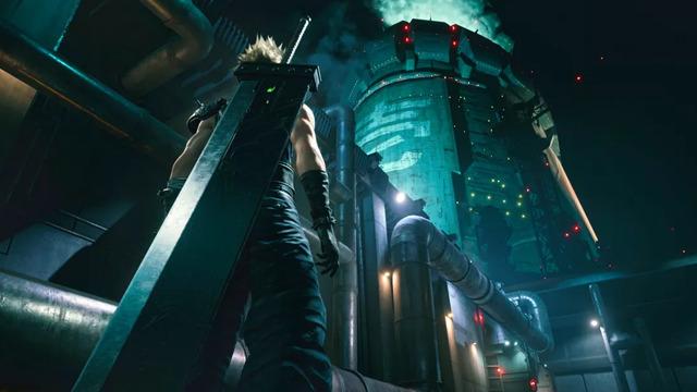 Final Fantasy VII Remake PlayStation Plus