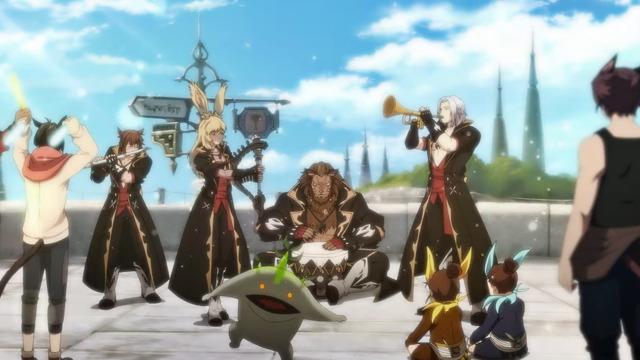 Final Fantasy XIV Animated Short