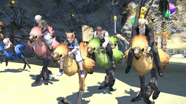 Final Fantasy XIV Free Login Campaign