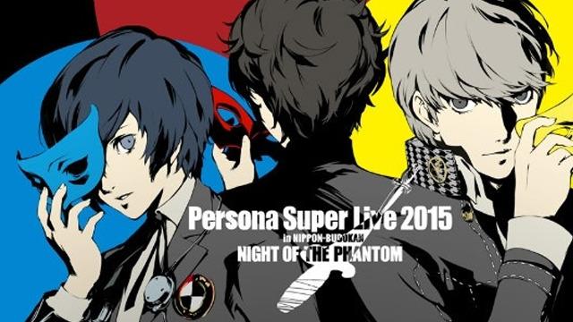 Persona Live Music Rebroadcast