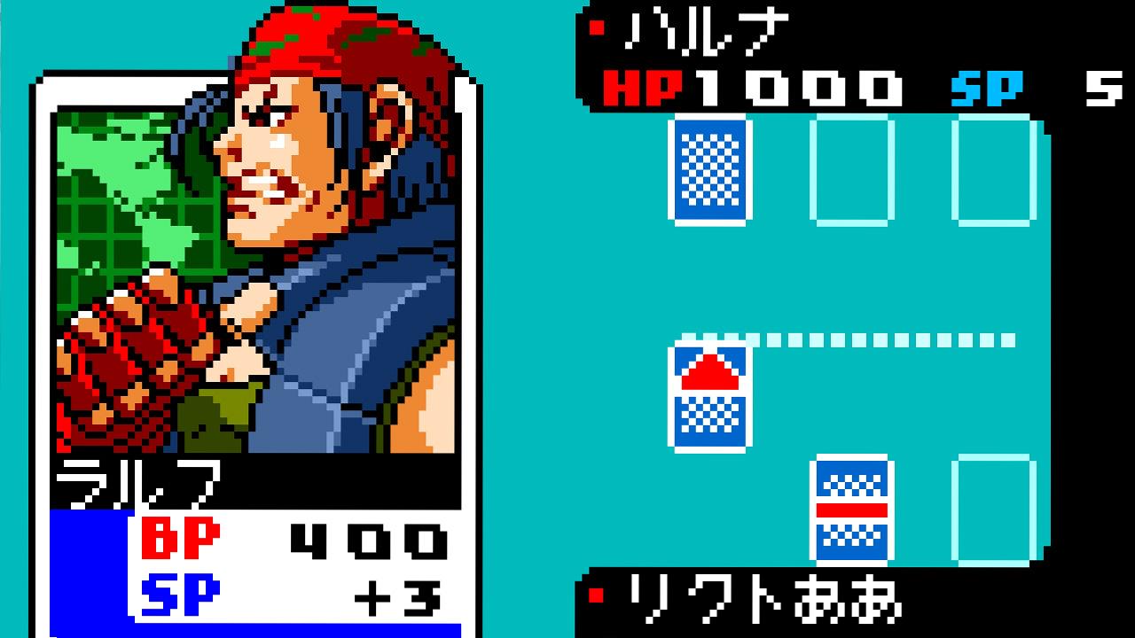 snk vs capcom card fighters 2