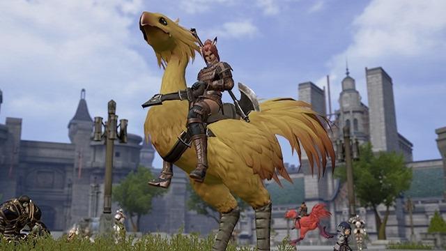 Final Fantasy XI R Mobile Canceled