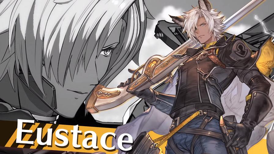 Eustace Announced for Granblue Fantasy Versus as DLC - Siliconera