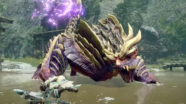 Monster Hunter Rise Pose Glitch