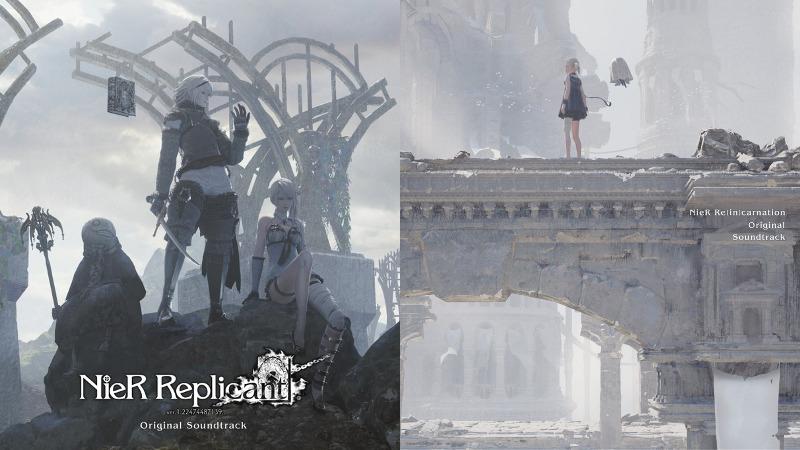 Nier Replicant & Re[in]carnation original soundtracks