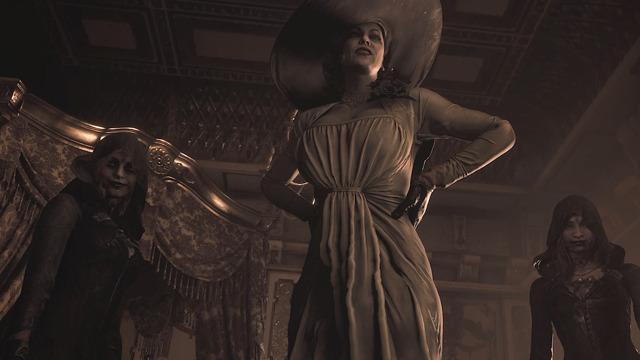 PlayStation Broadcast Final Fanasy VII Remake Intergrade Resident Evil Village