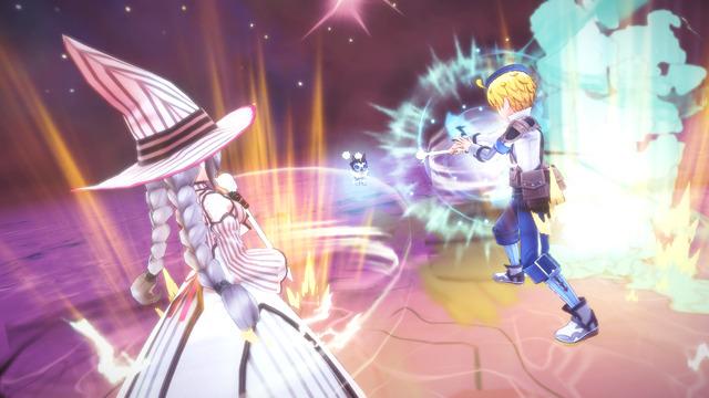 Rune Factory 5 Combat