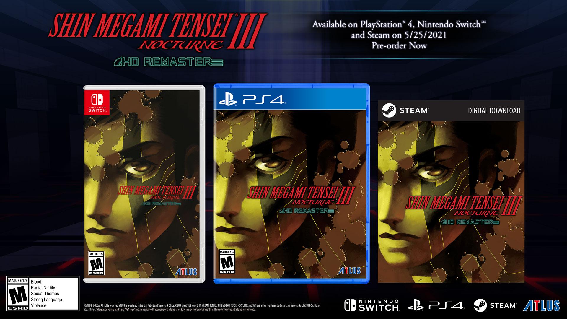 nocturne hd remaster release date