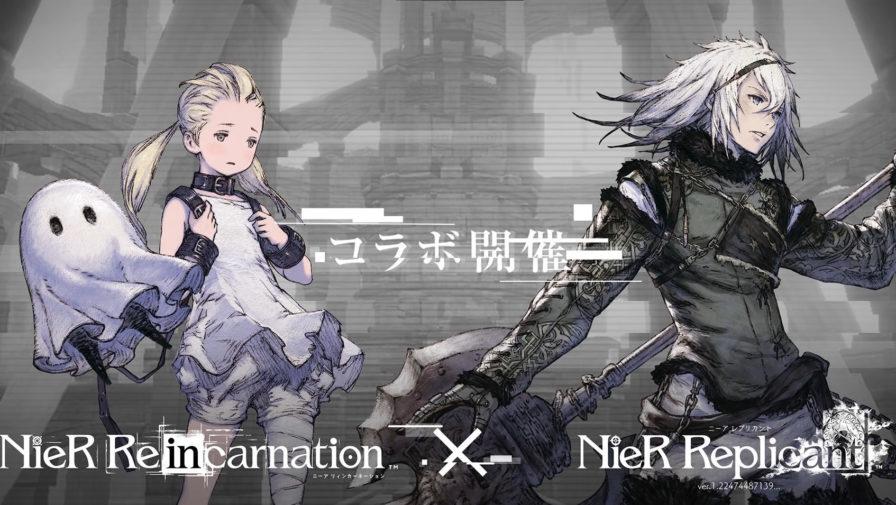 NieR Reincarnation Replicant Collaboration