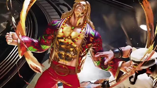 Street Fighter V Seth G Costumes