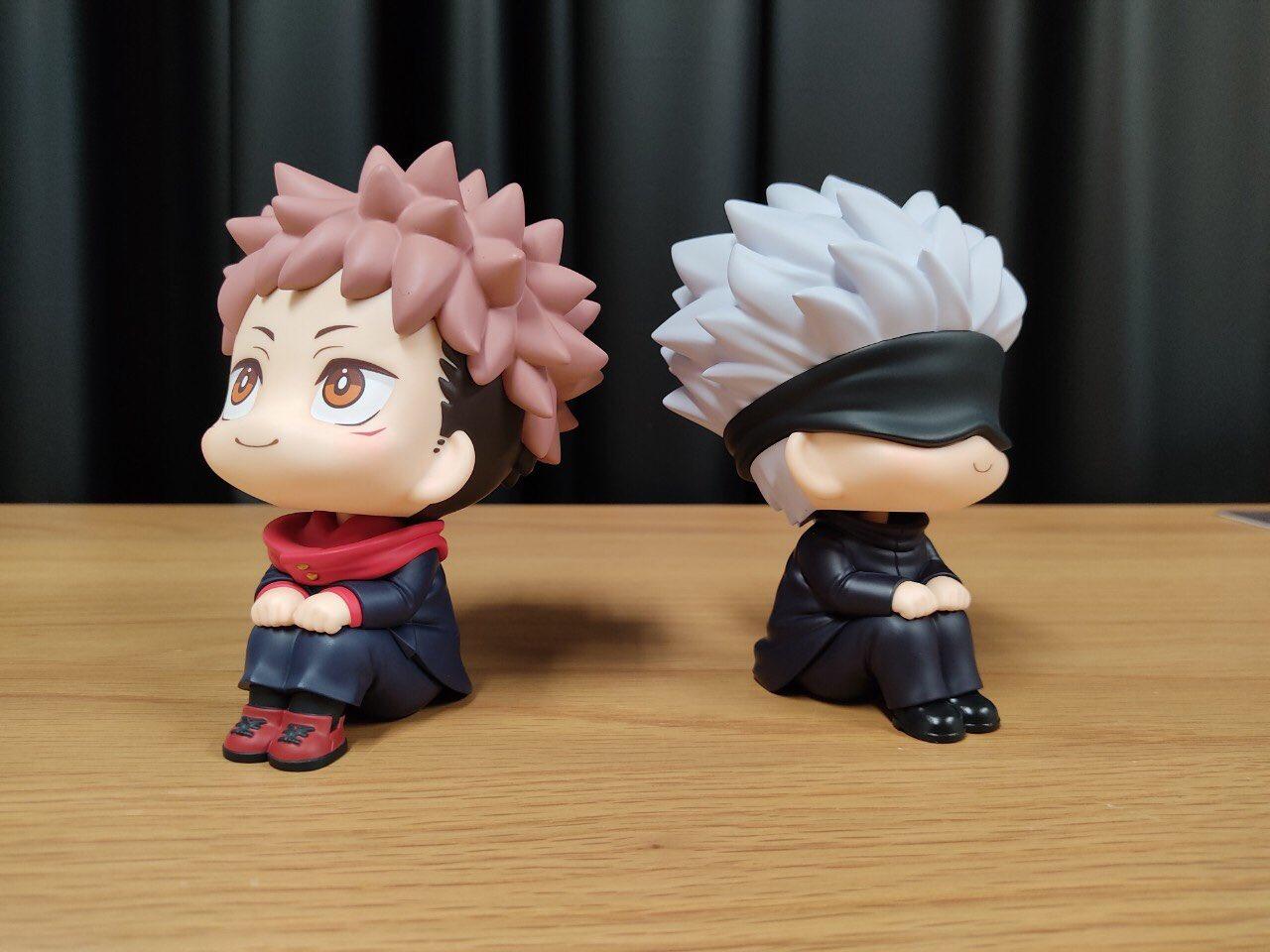 satoru and Yuji