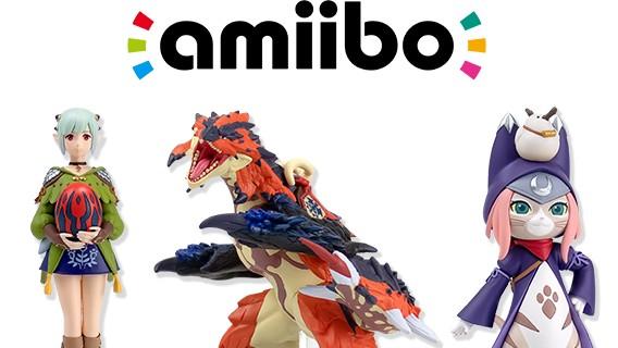monster hunter stories 2 amiibo