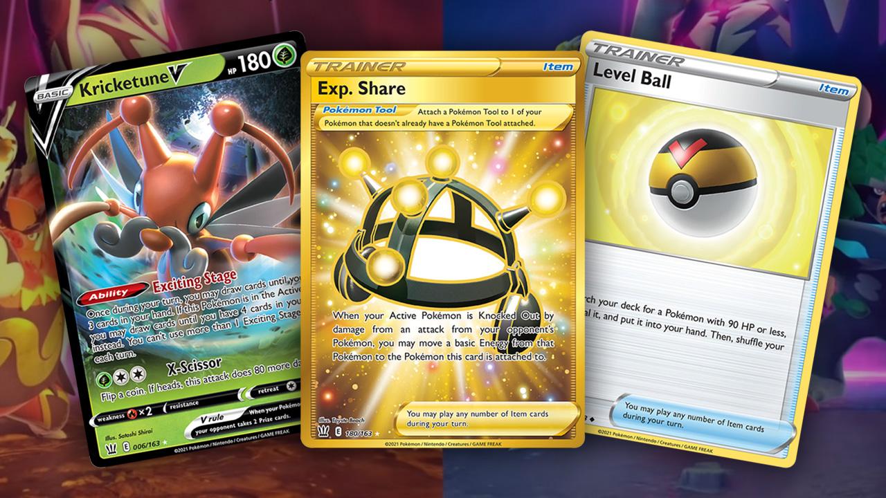 pokemon TCG best battle styles cards
