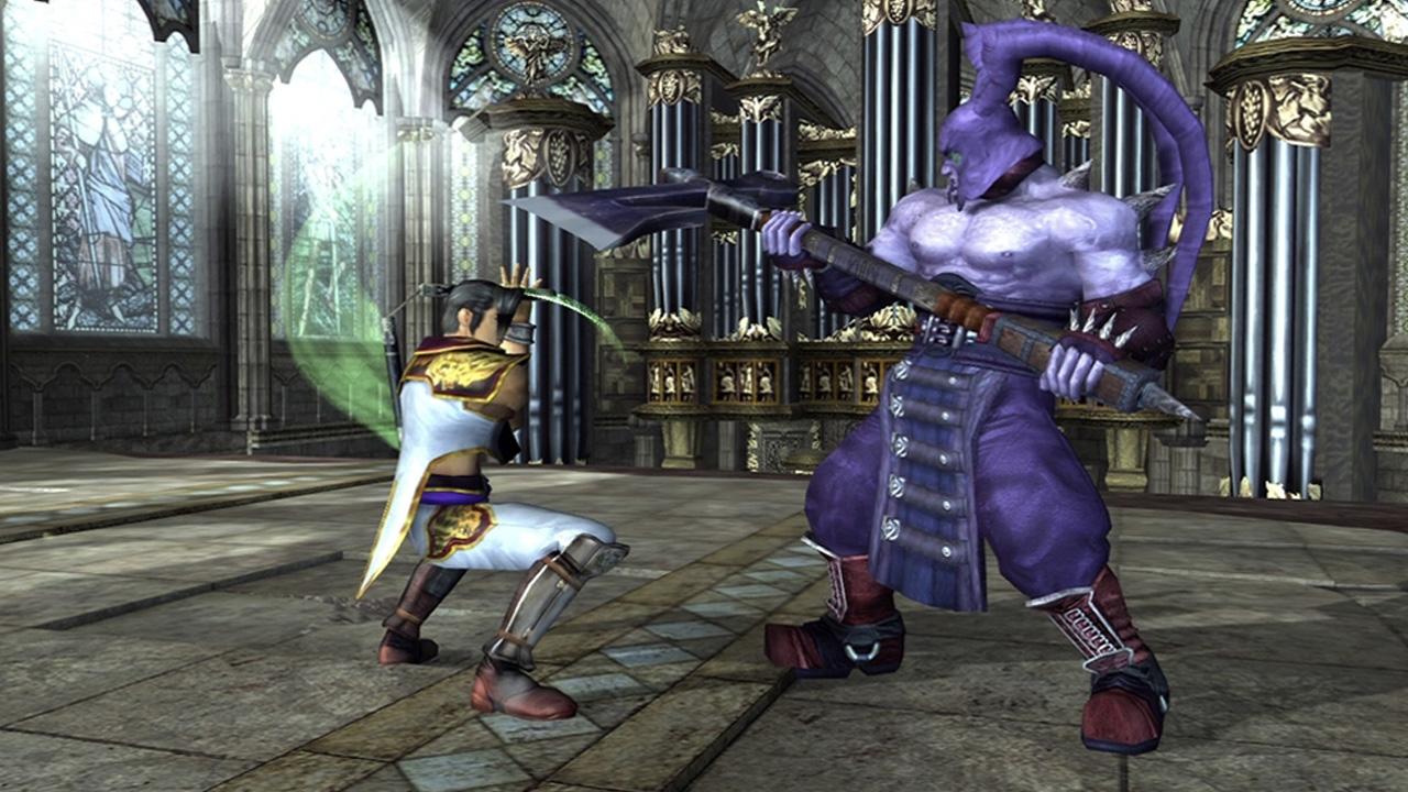 fighting games soulcalibur 2