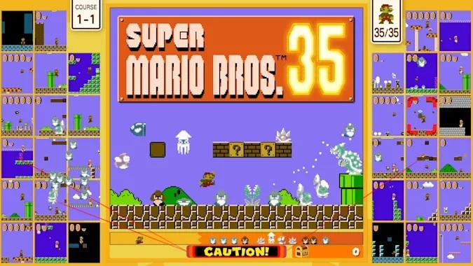 super mario 35 super mario 3d all-stars