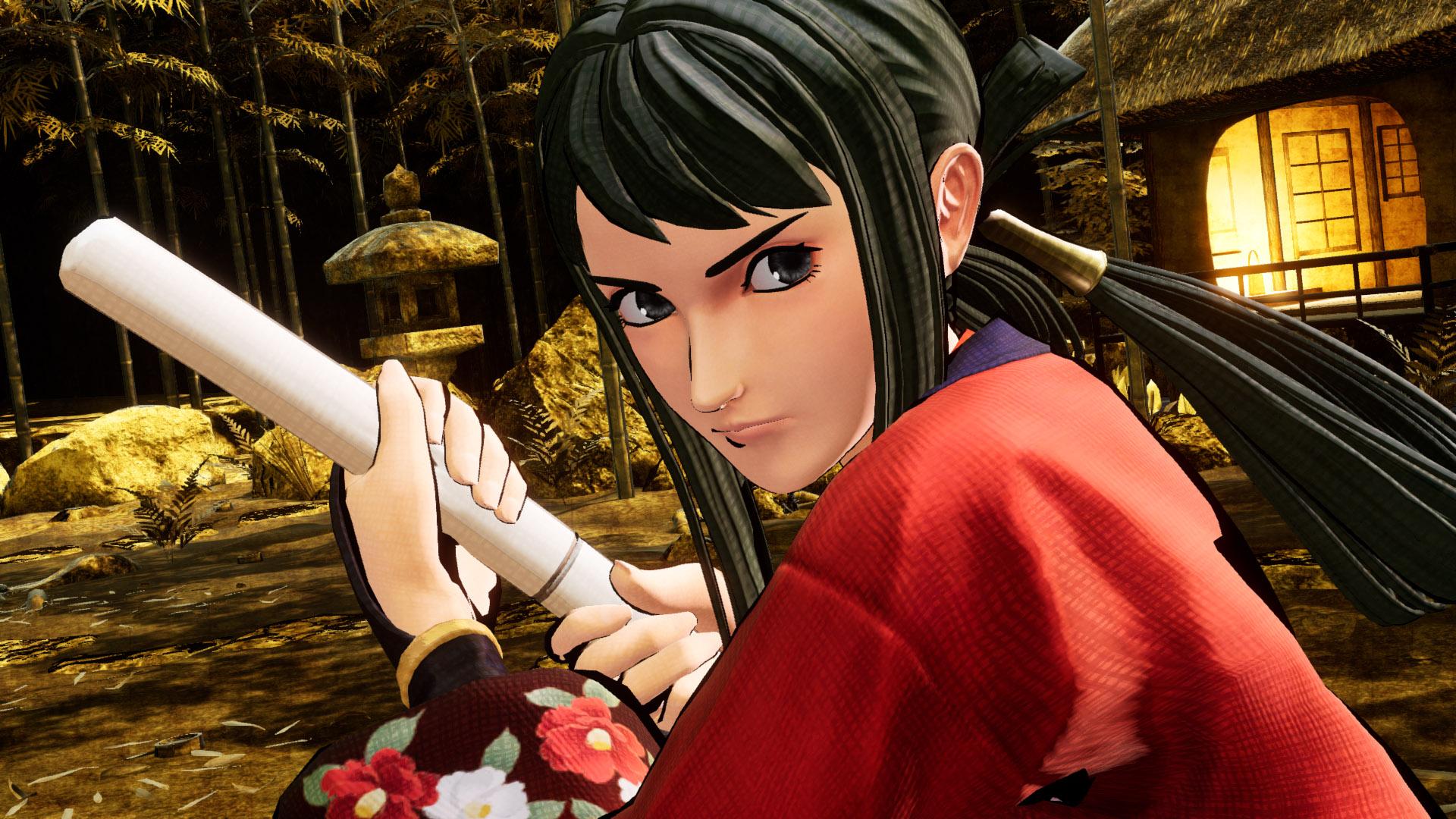 Samurai Shodown Hibiki DLC