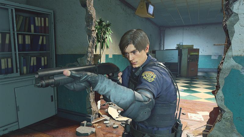 Resident Evil Reverse Preloads