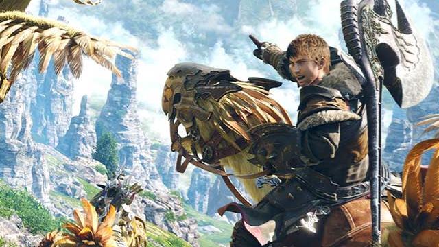 Final Fantasy XIV Registered Users